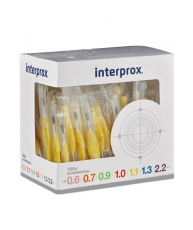 Interprox ® mini Boxen - 100 Interdentalbürsten
